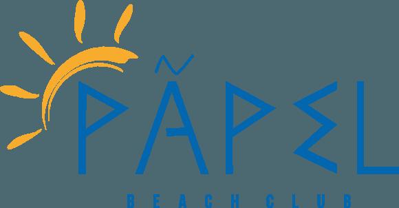 Papel Beach
